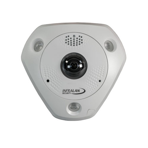 INFRALAN®-Security-6MP-Fisheye-Camera-IndoorOutdoor