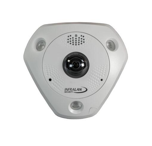 INFRALAN®-Security-6MP-Fisheye-Camera-IndoorOutdoor