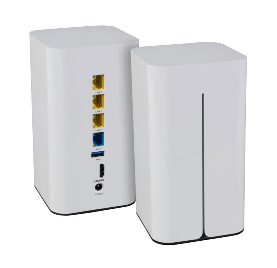 INFRALAN®-Security-WLAN-IP-Rekorder-6-Kanal