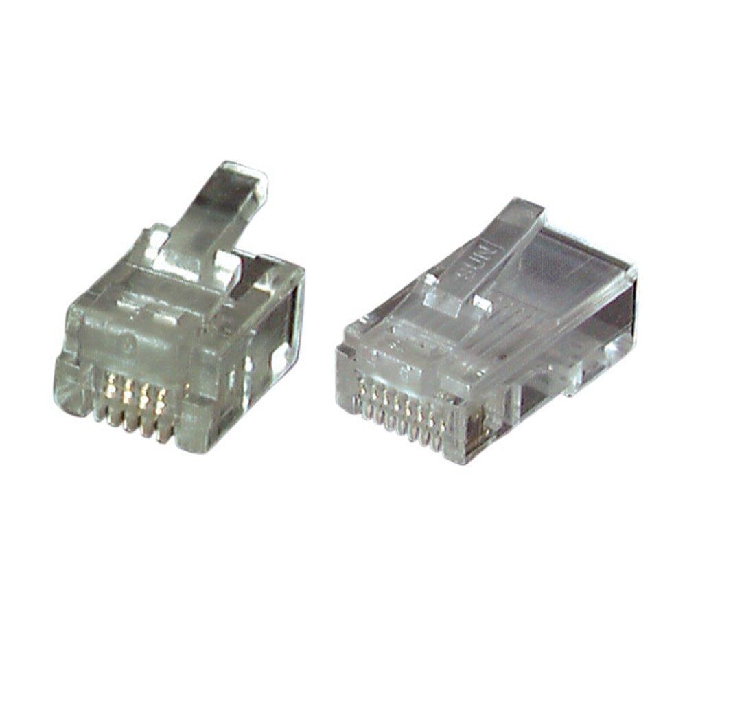 Modular-Connector-RJ45-UTP,-E-MO-88-SR