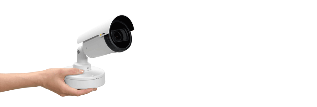 IR-bullet camera'